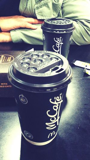 Drink Food And Drink Macdonald's McCafe Breaktime