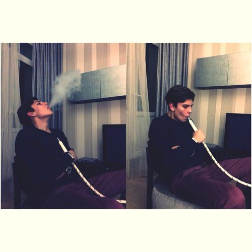 Хороший, дымный вечер ?? Relaxing