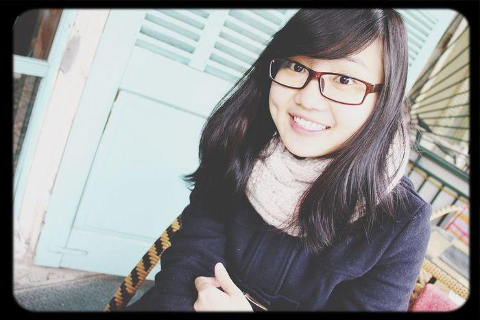 một ngày lành lạnh ở một góc mơi mới ở một chỗ cu cũ hoàn thành ước mơ chụp ảnh với khăn len :):):)