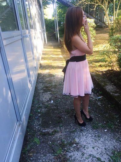 i'm a nightmare dressed like a daydream Prom