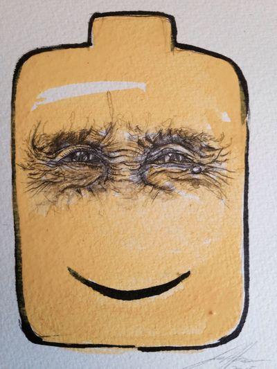 LEGO by LPHartwork Charcoal #skull #art #artist #sketch #tattoo #tattooed #ink #inked #pencil #doodle #skin #skeleton #tattooedup #color #colour #cooltattoo #picture #picture #bones #skull Art #wallart #skulltattoo #skullhead #skullaholic  Drawing Art LPHartwork Sketch