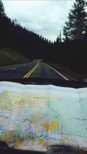 Suns out, map out, adventure time. Map Nature Photography Idahome Beautiful Love