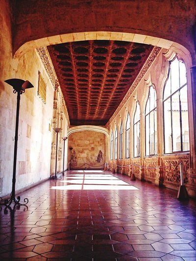 Universidad De Salamanca Architecture Arch No People House Travel Destinations Travel Architecture Salamanca, Spain