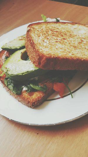 Let's Eat Sandwiches Vegan Life Vegan Vegan Food Sandwish Sandwich Sandwich Time Avocado Delicious ♡ Sandwished Veganism