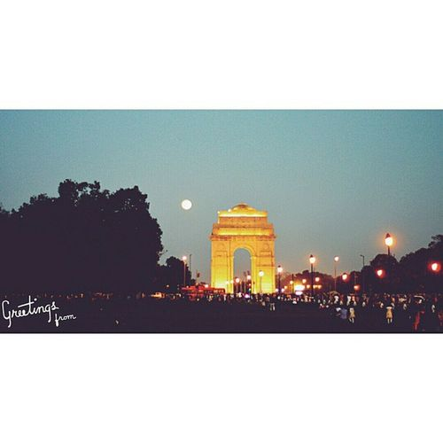 Indiagate Delhi IndiaJourney