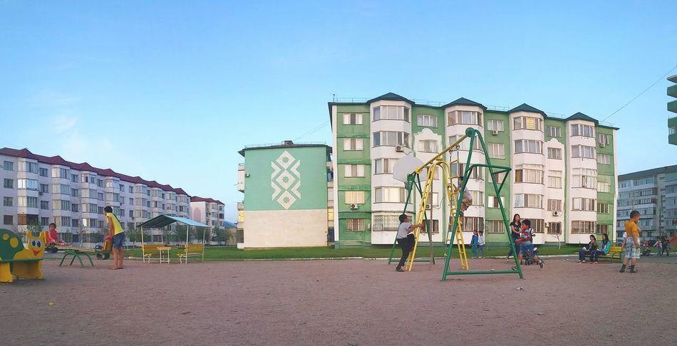 дети Детская площадка двор Kids Kidsphotography