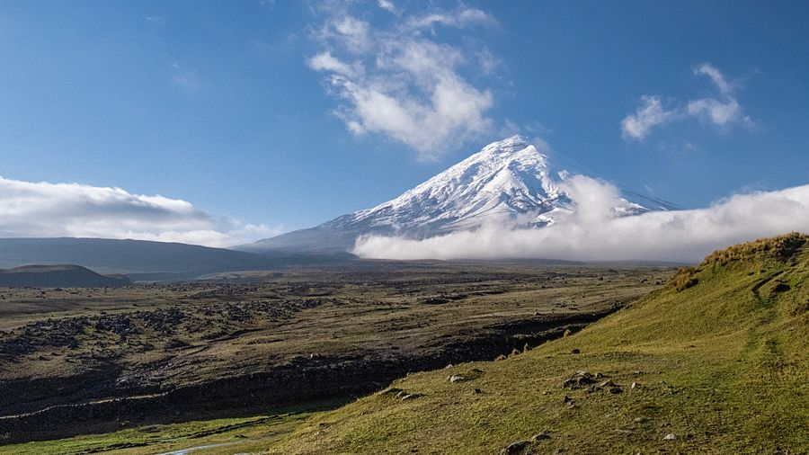 Cotopaxi is the