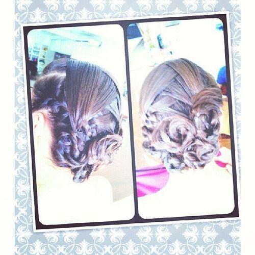 Penteado by Guiswein Penteados HairDesigner Fashionhair Hair chevoux cabelos