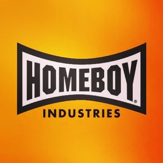Losangeles California Homeboy Homegirl  homeboyindustries instagood family hope faith positive change pictureoftheday photooftheday awesome logo logos gang gangs gangster gangsta