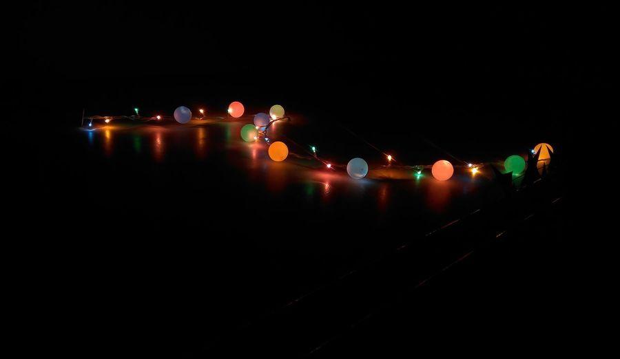 lights at nigth