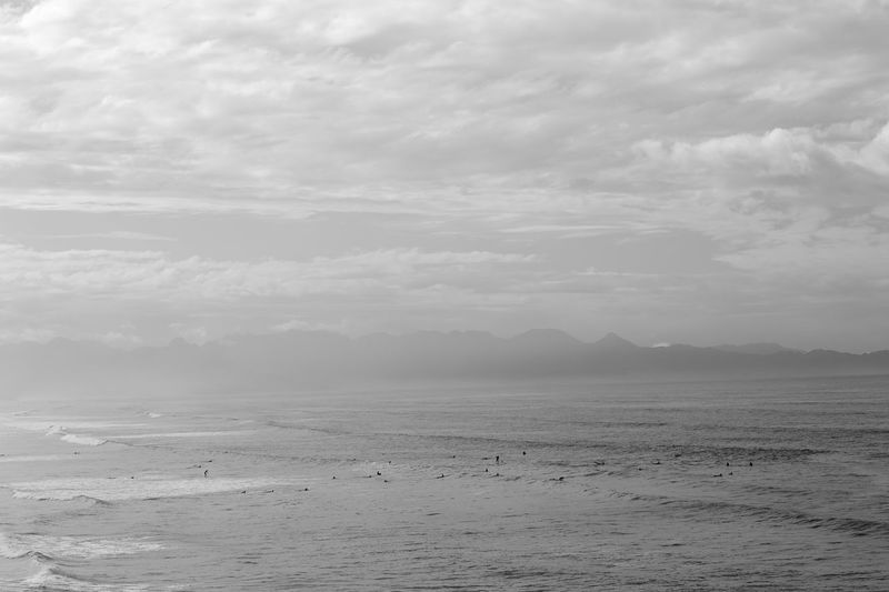 Beach Beauty In Nature Cloud - Sky Day Horizon Over Water Landscape Mountain Nature No People Outdoors Scenics Sea Sky Tranquil Scene Tranquility Water Waterfront