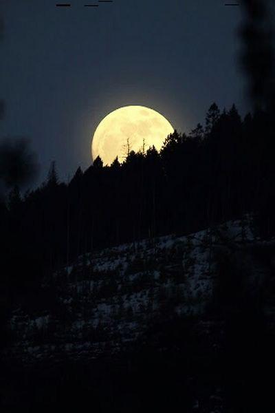 Moonlight Beautiful Moon  Good Night We Heart It Moonshine Full Moon