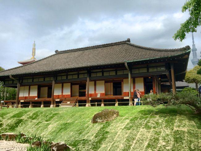 Sensoji Temple  Asakusa Tokyo Japan Iphone6s