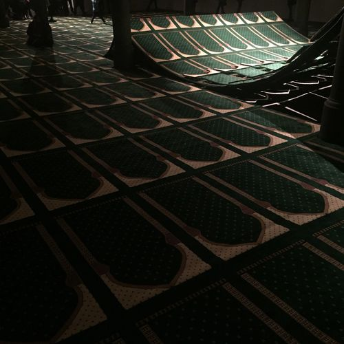 Art is Everywhere Ex Mattatoio Faig Ahmed Ahmed Art Carpet Carpet Design Installation