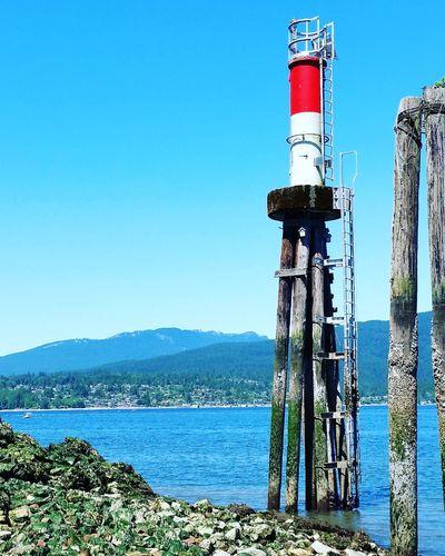 Barnett Marine Park Burrard Inlet Low Tide Vancouver BC