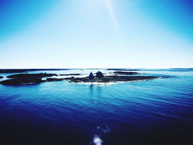 Blå blå vindar å vatten... Cruise Ship Birka