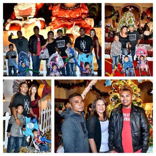 Merry Christmas from the Baniaga, Agustin, Watson, and Bueno Ohana :)