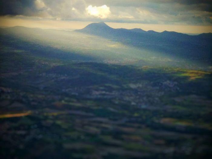 En rentrant ce soir Montagne Puy-de-Dome