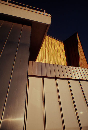 Architecture Berlin Built Structure Detail Germany Low Angle View No People Philarmonic