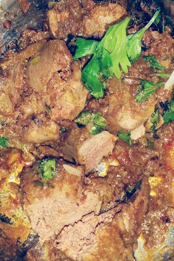 MuttonKarhai Indianfood Foodporn Foodphotography Food Porn Foodgasm Delicious Food Nonveg Enjoy Life Delicious