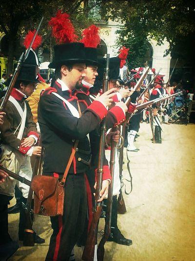 revivim els setges napoleònics! pim.pammm.