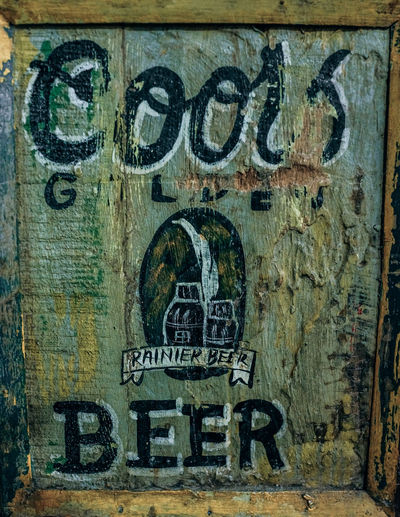 Coors Beer Sign Bars And Restaurants Beer Beers Beverage Colored Cors Decor Pub Sign Alcohol Bar Bars Beer Label Brewed Brewery Cold Coors Decoration Drink Famous Place Label Lager Popular Shiner Signboard
