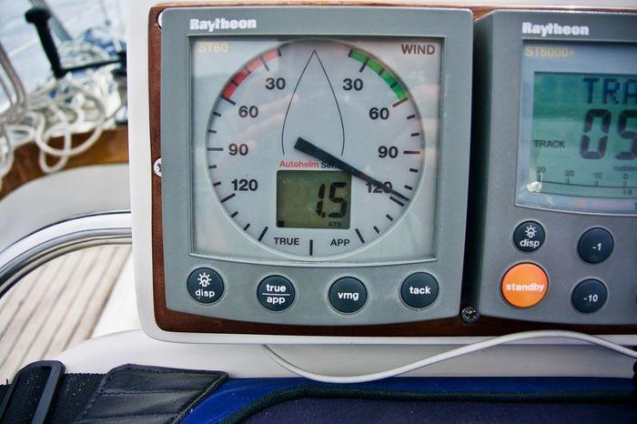 Calm. Calm ST60 Wind Autohelm Becalmed Close-up Control Control Panel Cruising Life Digital Display Equipment Gauge Instrument Instrument Of Measurement Liveaboard Marine Meter - Instrument Of Measurement No Wind Number Push Button Raymarine Raytheon Sailing Technology Wind Wind Instrument