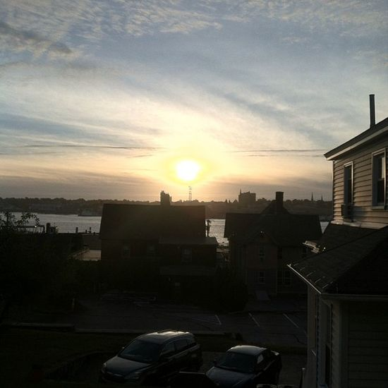Sunset Nlc Waterfront Chillin on my Porch. Beautiful View all I need is an Adult Beverage ? & a Stripper