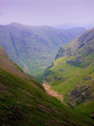 Glen Coe Glen Coe Lost Vally Lost Valley Beauty In Nature Day High Angle View Landscape Mountain Mountain Range Nature No People Outdoors Scenics Social Issues
