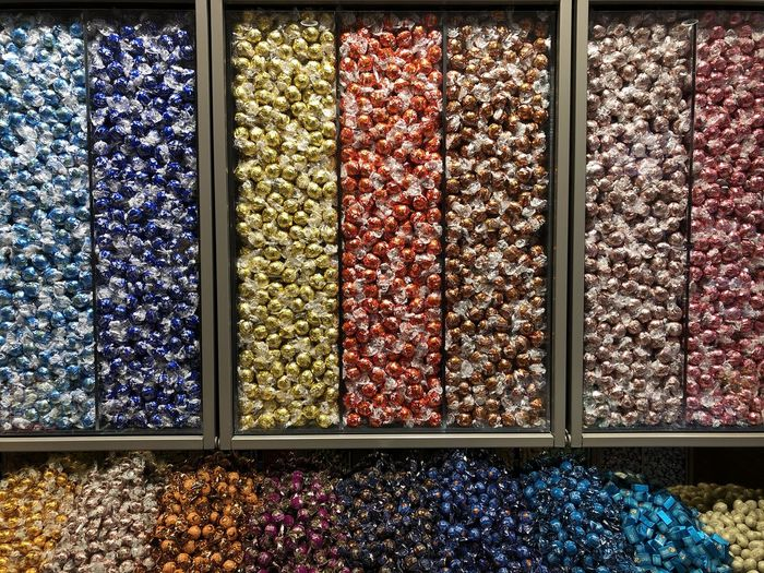 colourful sweets Choice Variation Large Group Of Objects Abundance Multi Colored Indoors  No People Sweets Colourful Food Food And Drink Retail  For Sale Store Container Transparent Business Freshness Order Shopping Day Retail Display Consumerism