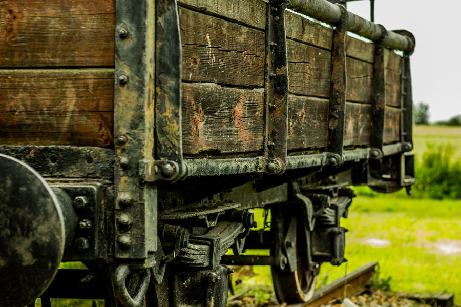 Railway wagon Black Brown Close-up History Land Vehicle Old Machines Old Wagon Rail Railway Wagon Trailer Train Train - Vehicle Transportation Wagon  Wheel Wood EyeEm Selects EyeEmNewHere Sommergefühle Neon Life The Week On EyeEm Mix Yourself A Good Time EyeEm Ready   Visual Creativity