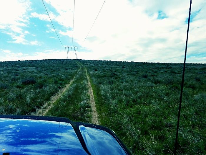 Road Tripping In The Yota Go Places Power Line Roads Grant County PNW Explore Washington The Great Northwest