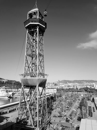 Tower Idyllic