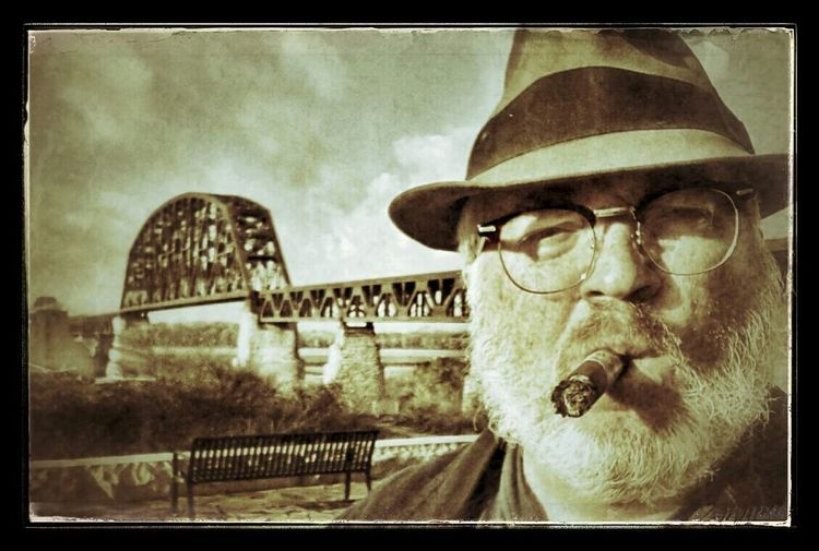Cigars Bridges Vintage Portrait Self Portrait First Eyeem Photo