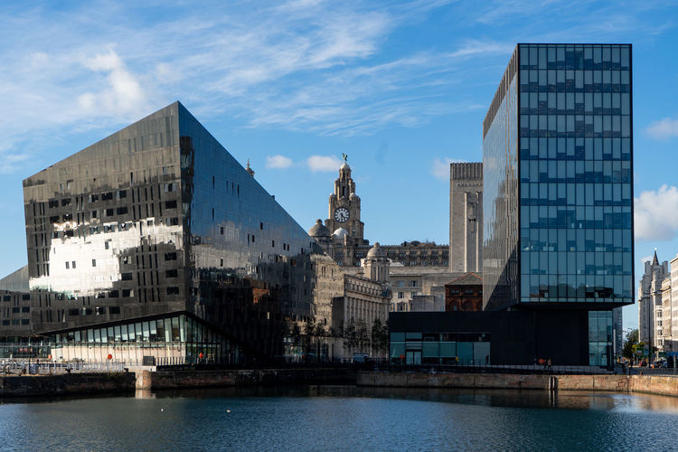 Travel Albert Dock United Kingdom Liverpool Office Building Bridge - Man Made Structure Financial District  Tall - High 17.62°