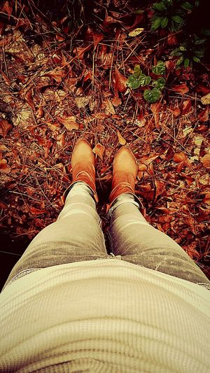Fall Feel Fall Day RainyDays Outfit #OOTD Boots Love It