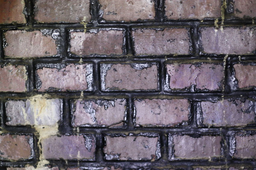Backgrounds Full Frame Brick Wall Brick Pattern No People Wall Textured  Built Structure Architecture Close-up Wall - Building Feature Day Outdoors Repetition Side By Side Arrangement In A Row Brown Rough
