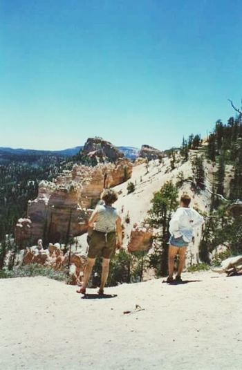 Thats Me ♥ Brycecanyon Throwback MyWorldInPictures Makesmesmile Missing You Ibelieveinmagic Favoritethings My Happy Place  18yrsold