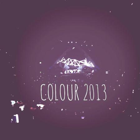 COLOUR 2013