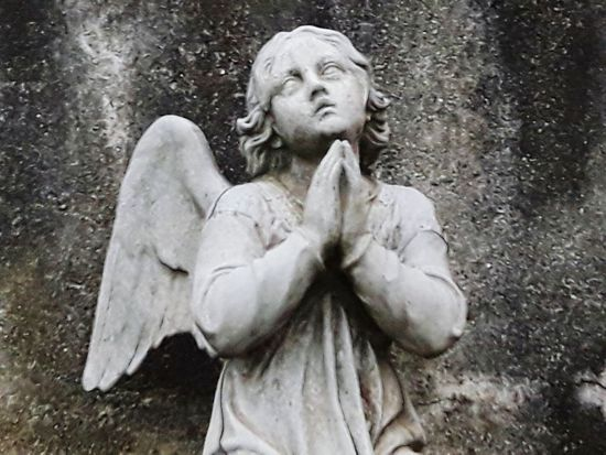 Statue Sculpture Celo_teixeira Praying Pray Cemetery Angels & Demons Angel No People Death