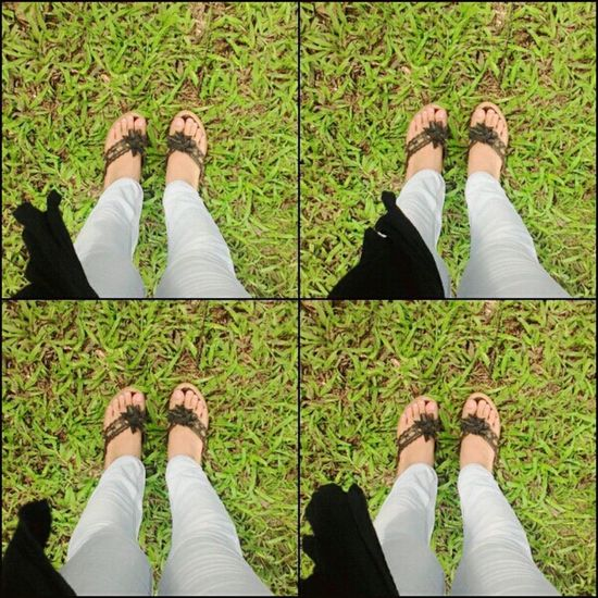 Enjoying Nature Greengrass Sandals <3