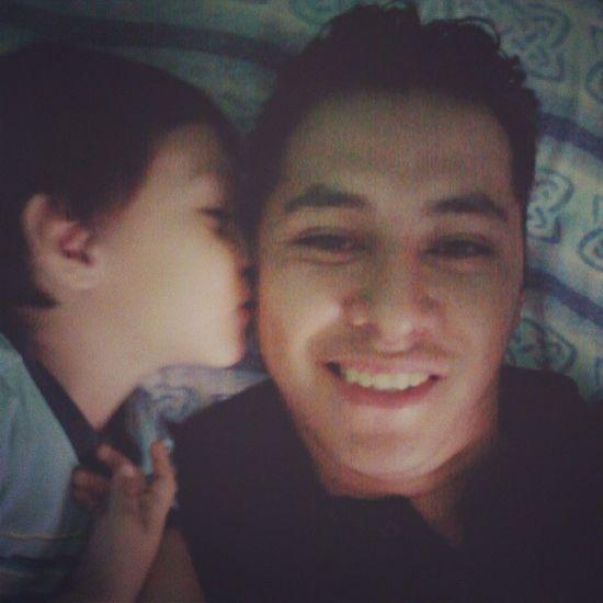 Despiertame a besos ❤❤ Son Dad Tuyyo