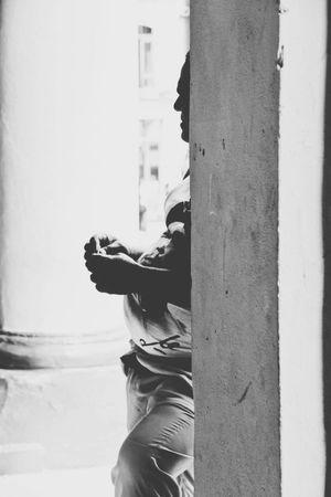 Che Guevara Beer Streetphotography Blackandwhite