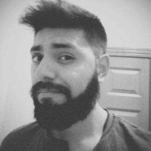 That's Me Hi! Blackandwhite Beard Happiness Contrast Selfies Freedom FreeTime Feelings [ LOVE ME! LOVE ME!!!... ]