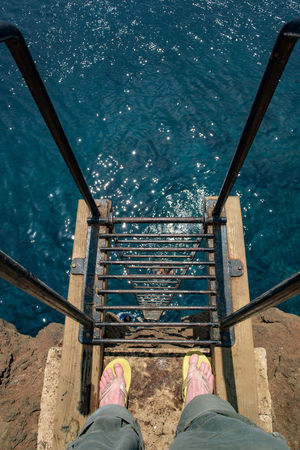 A Bird's Eye View Beauty In Nature Colour Feet First Person First Person Perspective From Above  High Up Landscape Looking Down My Feet Nature Nature_collection