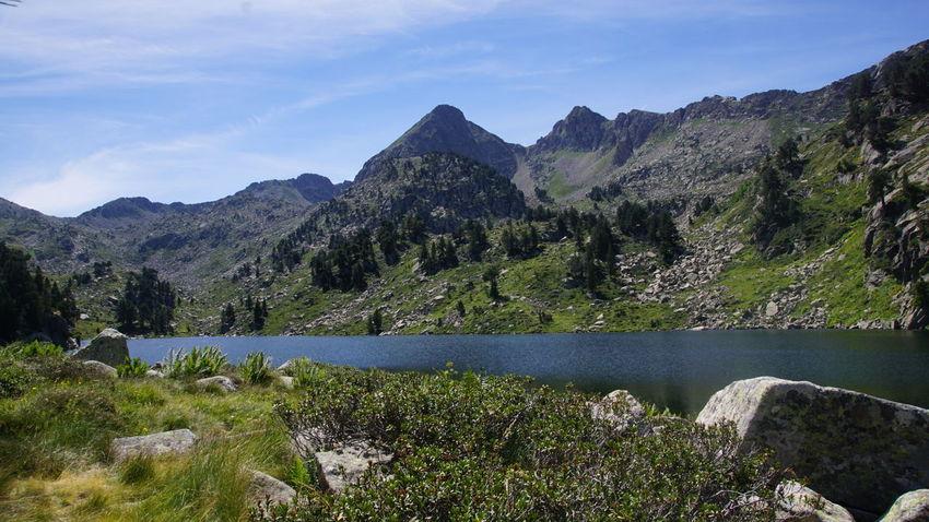 Estany de Beciver, Val D'Aran Mountain_collection Wildlife & Nature Val D'Aran Colour Of Life Wildlife Photography Natural Beauty Mountains And Valleys Mountain Lake