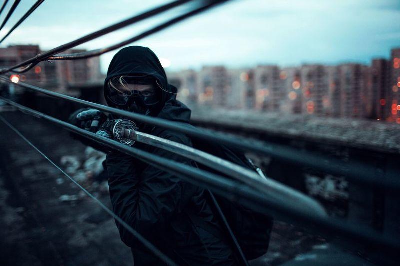 Night ninja warrior