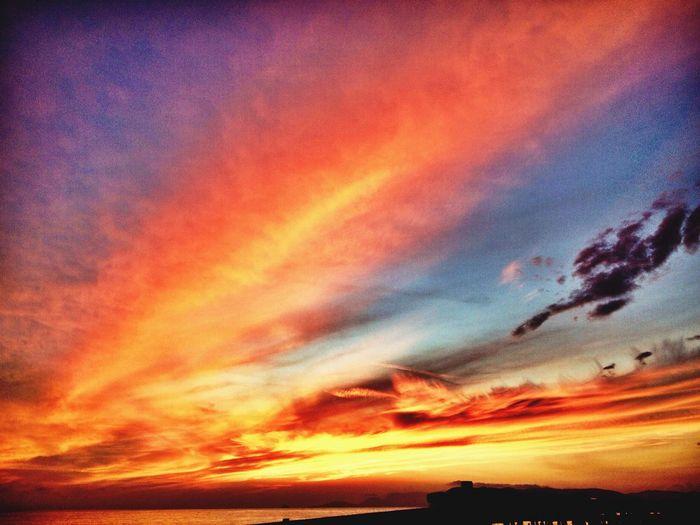 Nature Sunset Seaside Summer