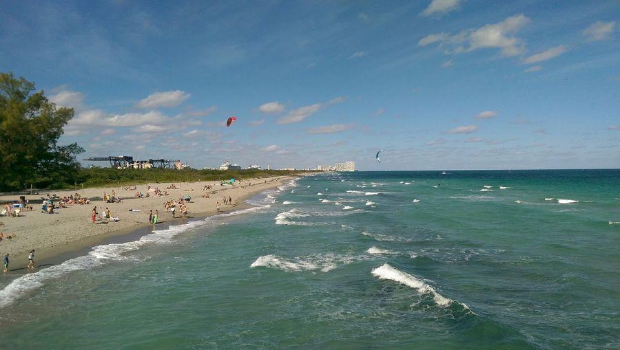 Dania Beach Florida Beachlovers Bestbeachesinflorida Beach Life Beach Oneography Creatography Htconem8 Florida