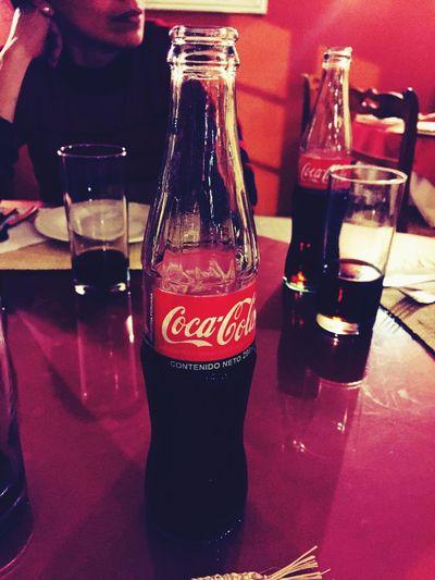 Drinking Drinks Coke Cocacola Night First Eyeem Photo